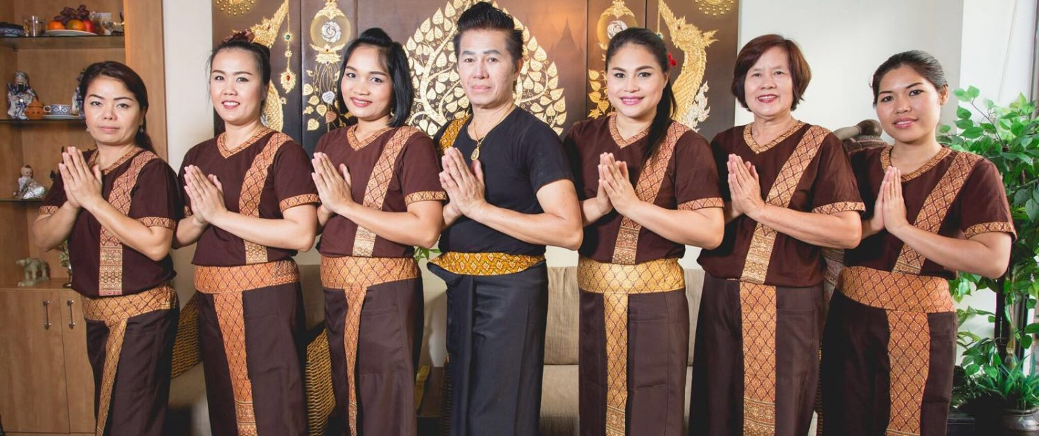 thai massage experts